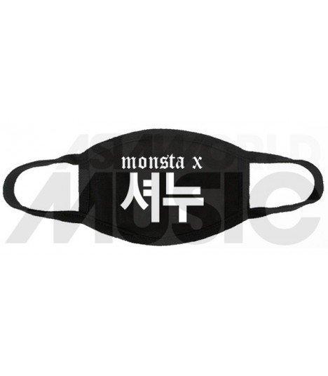 Masque Monsta X - SHOWNU (hangul)
