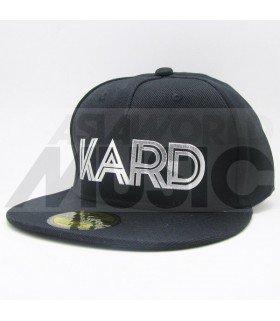 KARD - Casquette K.A.R.D (Shiny Silver / Black)