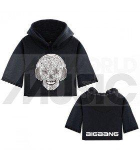 BIGBANG - Sweat à capuche court TONIGHT