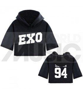 EXO - Sweat à capuche court SEHUN 94