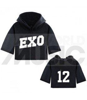 EXO - Sweat à capuche court KAI 88
