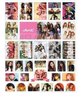 Sticker APINK 002