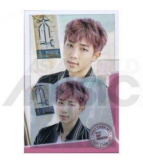 BTS - Post Card Set RAP MONSTER 001