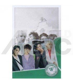 WINNER - Post Card Set 001