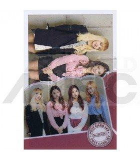 BLACKPINK - Post Card Set 001