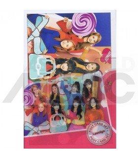 LOVELYZ - Post Card Set 001