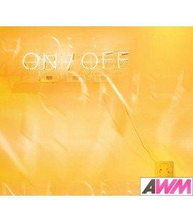 ONF (온앤오프) Mini Album Vol. 1 - ON/OFF (édition coréenne)