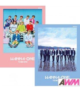 WANNA ONE (워너원) Mini Album Vol. 1 - TO BE ONE (édition coréenne)