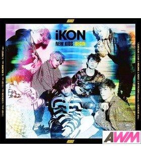 iKON - NEW KIDS: BEGIN (édition japonaise)