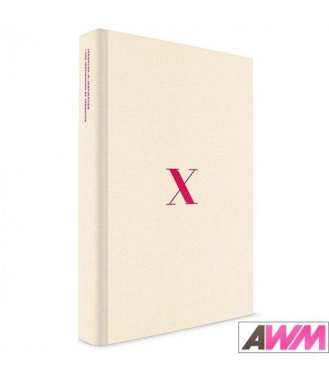 Jonghyun (종현) Photobook JONGHYUN-X-INSPIRATION (édition coréenne)
