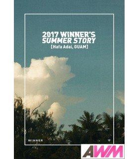 WINNER (위너) 2017 WINNER'S SUMMER STORY [Hafa Adai, GUAM] (DVD + PHOTOBOOK) (édition coréenne)