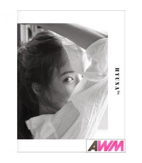 HyunA (현아) Mini Album Vol. 6 - Following (édition coréenne)