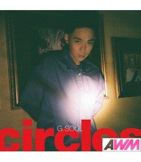 G.Soul (지소울) Mini Album Vol. 2 - Circles (édition coréenne)