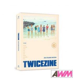 TWICE (트와이스) TWICEZINE: Jeju Island Edition (PHOTOBOOK)  (édition limitée coréenne)