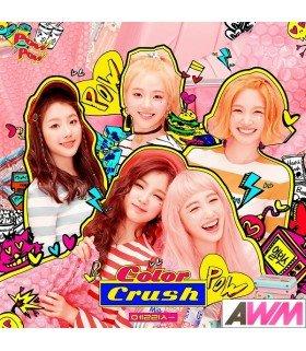ELRIS (앨리스) Mini Album Vol. 2 - Color Crush (édition coréenne) (Poster offert*)