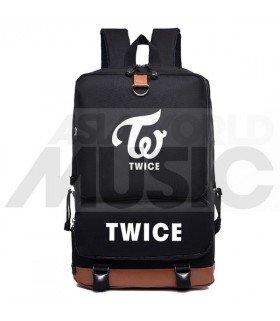 TWICE - Sac à dos padded - TWICE LOGO (Black)
