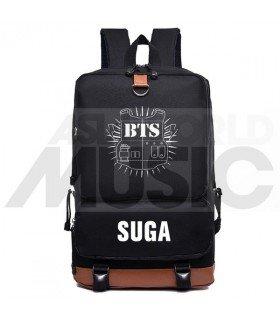 BTS - Sac à dos padded - BULLETPROOF SUGA (Black)