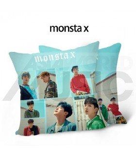 Monsta X - Coussin Kpop - SHINE FOREVER