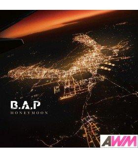B.A.P - HONEYMOON (SINGLE) (édition normale japonaise)