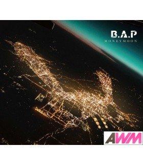 B.A.P - HONEYMOON (Type B / SINGLE+PHOTOBOOK) (édition limitée japonaise)