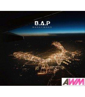 B.A.P - HONEYMOON (Type A / SINGLE+DVD) (édition limitée japonaise)