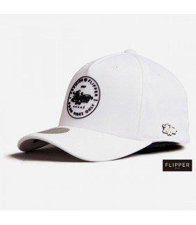 Casquette Spancap S CIRCLE LOGO (WHITE) (FLIPPER)