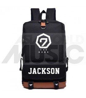 GOT7 - Sac à dos padded - JACKSON (Black)
