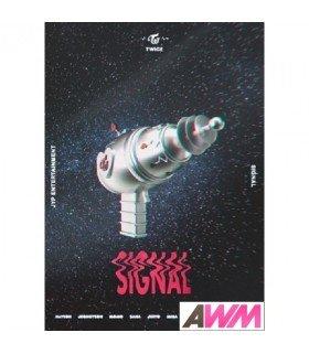 TWICE (트와이스) Signal Monograph (PHOTOBOOK + DVD) (édition limitée coréenne)