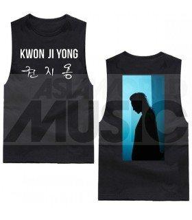 G-Dragon - Débardeur KWON JI YONG (Type B / Black)