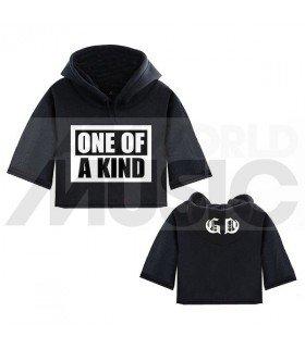 G-Dragon - Sweat à capuche court ONE OF A KIND