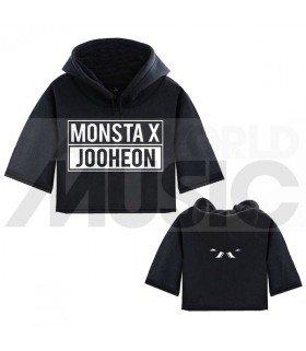 Monsta X - Sweat à capuche court JOOHEON