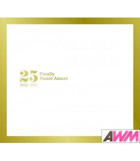 Namie Amuro (安室奈美恵) Finally (3CD) (édition japonaise)