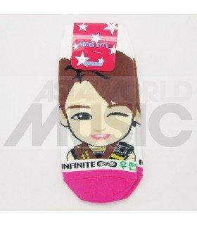 INFINITE - Socquettes DESTINY - Woohyun 2
