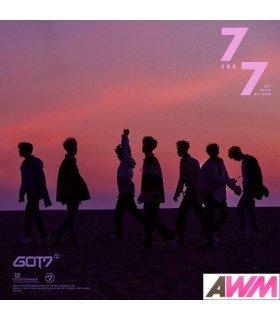 GOT7 (갓세븐) 7 For 7 (édition coréenne)