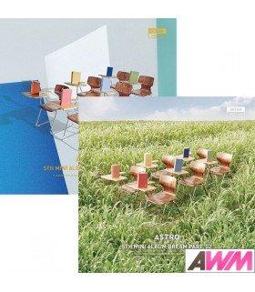 ASTRO (아스트로) Mini Album Vol. 5 - Dream Part. 2 BARAM (édition coréenne)