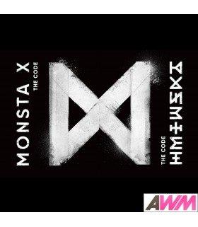 Monsta X (몬스타엑스) Mini Album Vol. 5 - The Code (édition coréenne)