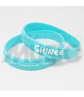 SHINee - Bracelet Fashion 3D - MEMBERS (SKYBLUE)