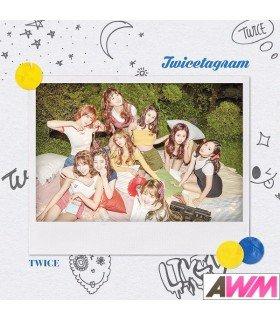 TWICE (트와이스) Vol. 1 - Twicetagram (édition coréenne)