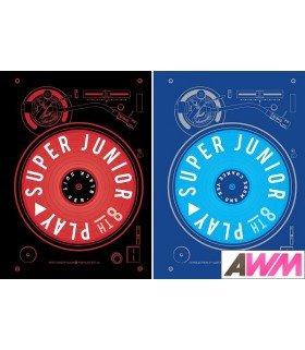 Super Junior (슈퍼주니어) Vol. 8 - PLAY (édition coréenne)
