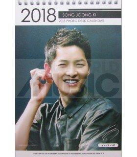 Song Joong Ki - Calendrier de bureau 2018 / 2019 (Type B)