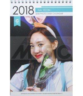 Nayeon (TWICE) - Calendrier de bureau 2018 / 2019 (Type A)