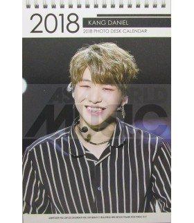 Kang Daniel (WANNA ONE) - Calendrier de bureau 2018 / 2019 (Type A)
