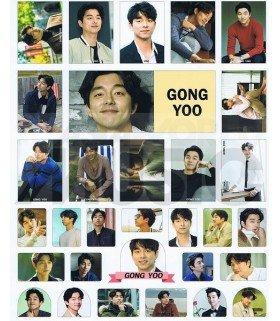 Sticker GONG YOO 001