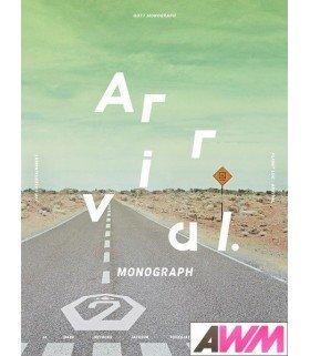 GOT7 (갓세븐) MONOGRAPH Flight Log: Arrival (PHOTOBOOK + DVD) (édition limitée coréenne)