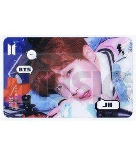 BTS - Carte transparente J-HOPE (LOVE YOURSELF HER / VERSION E)