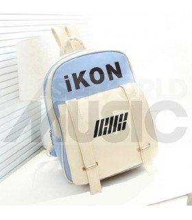 iKON - Sac à dos femme iKON LOGO (BLUE)