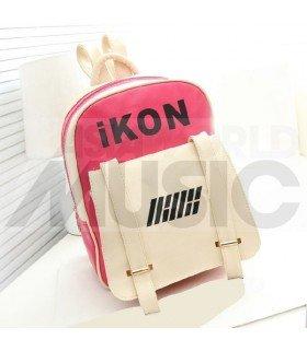 iKON - Sac à dos femme iKON LOGO (STRONG PINK)