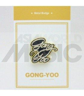 Gong Yoo - Pin's métal (Import Corée)
