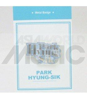 Park Hyung Sik - Pin's métal (Import Corée)