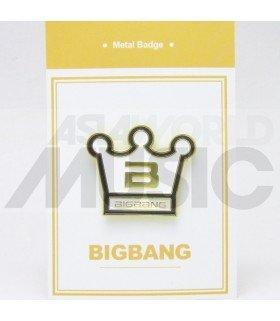 BIGBANG - Pin's métal (Import Corée)
